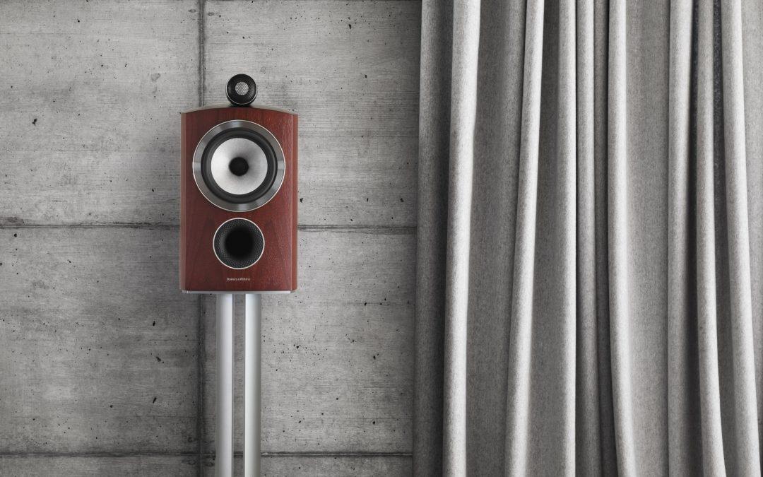 La prestigiosa revista What Hi-Fi de Reino Unido, otorga 5 estrellas a las cajas 805 D3 de Bowers & Wilkins