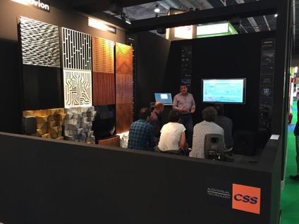 B&W Group en Bit  Broadcast 2016 con CSS Audiovisual Technology