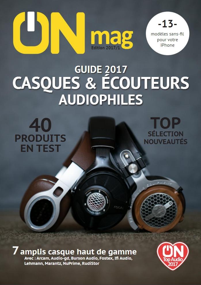 """""""élégant, très solide et fonctionnel"""" Excelentes críticas de la revista francesa ON Mag a los B&W P9 Signature"""