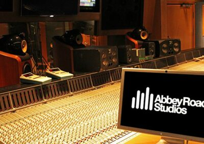 Bowers & Wilkins, nombrado Colaborador Oficial de los Abbey Road Studios en Cajas Acústicas y Auriculares